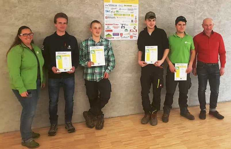 Vier Sieger aus Radolfzell reisen zum Landesentscheid.